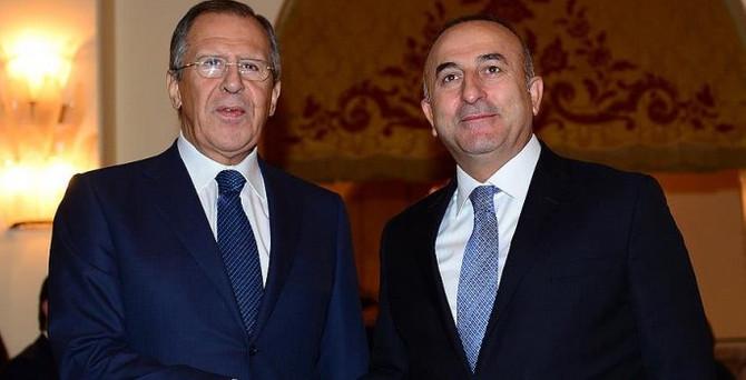 Lavrov: Çavuşoğlu ile Görüşmeye hazırım