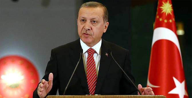 Erdoğan'dan Putin'e sert yanıt