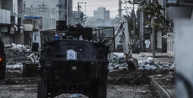 Nusaybin'de 22 terörist etkisiz hale getirildi
