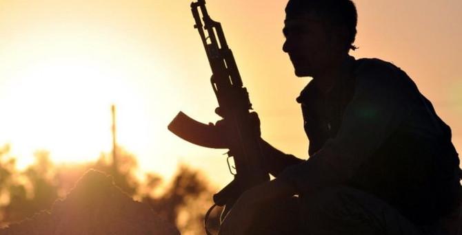 ABD askeri ilk kez Suriye'de