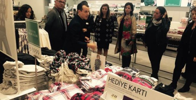 H&M, ilk full konsept mağazasını açtı
