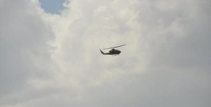 Tendürek'te Dağı'nda operasyon