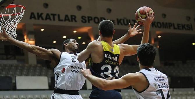 Potada derbi Fenerbahçe'nin