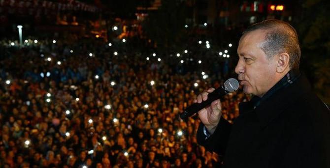 Erdoğan: ÖSO'ya gidenleri deşifre ettiler