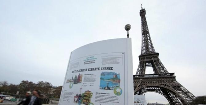Paris iklim zirvesine hazır