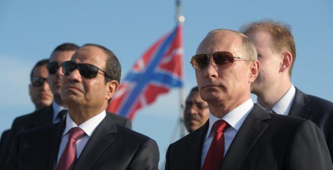 Rusya'nın Türkiye yaptırımları Mısır'a yarayacak