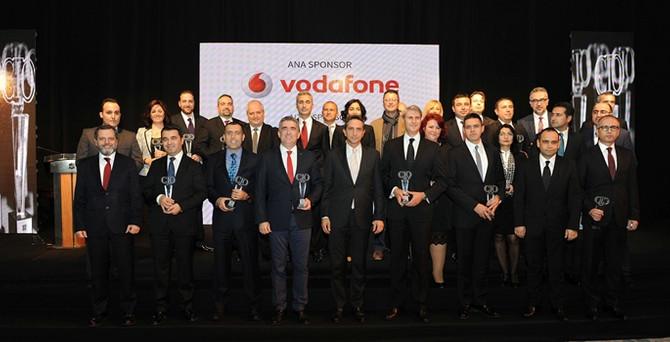 CIO dergisi teknoloji liderlerini ödüllendirdi