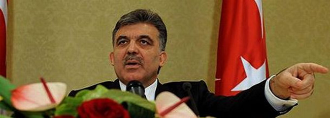 Abdullah Gül'e müdahale çağrısı