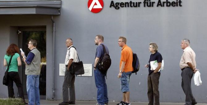 Almanya'da işsizlik tarihi düşük seviyede