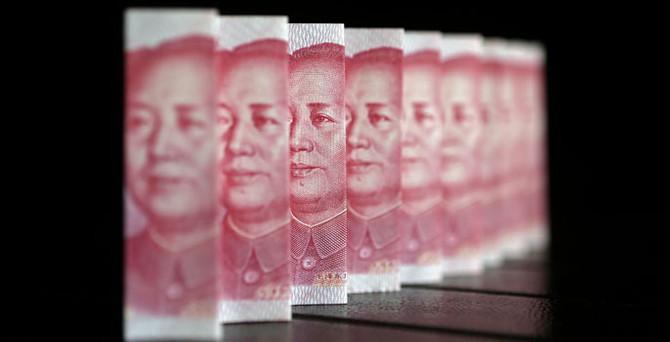'Yuan alımları rezervleri eritti'