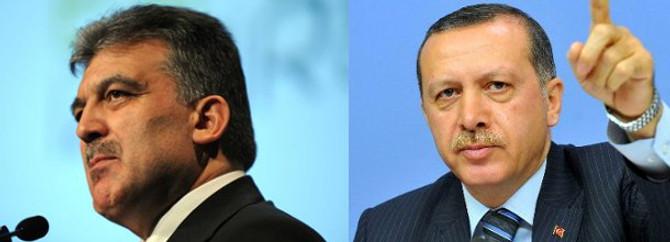 Gül-Erdoğan görüşmesi 50 dakika sürdü