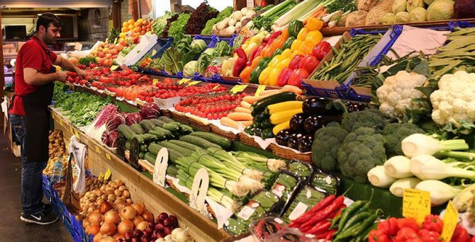 Yaş sebze meyve sektörü 2015'ten memnun