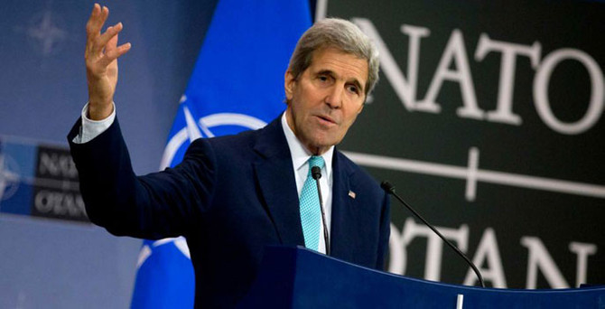 Kerry'den önemli 'Türkiye' açıklaması