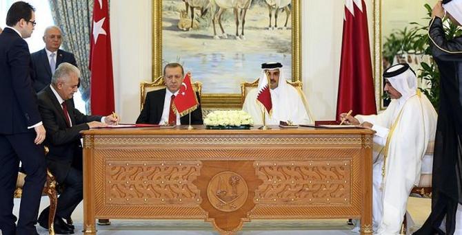 Türkiye Katar'la uzun vadeli LNG mutabakatı imzaladı