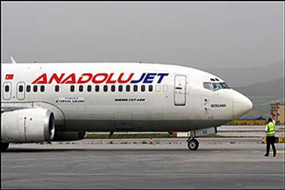 Anadolu Jet, Antalya-Şam seferlerini durdurdu