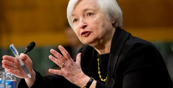 Yellen: Veriler Fed beklentileriyle uyumlu