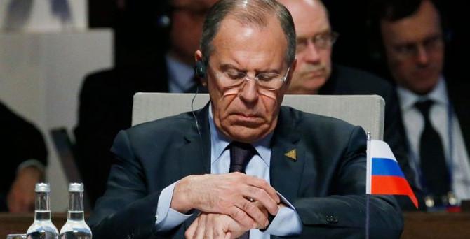 Lavrov-Çavuşoğlu görüşmesinin saati belli oldu