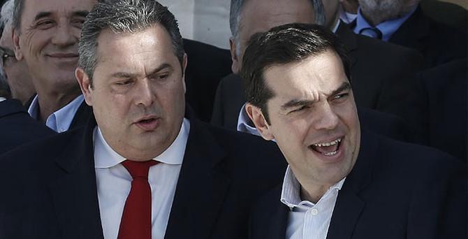 Yunanistan Rusya'ya 'arka çıktı'