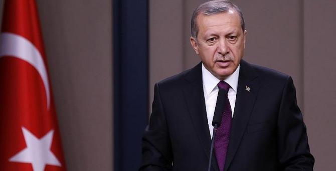 Erdoğan: 15 bin asker sınırda bekliyor