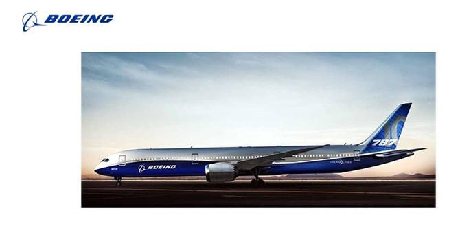 Boeing'in yeni versiyonu tamamlandı