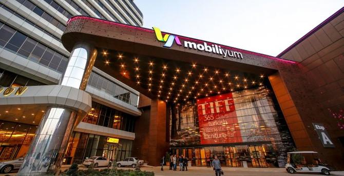 Mobiliyum AVM Amerika ve Afrika pazarına odaklandı