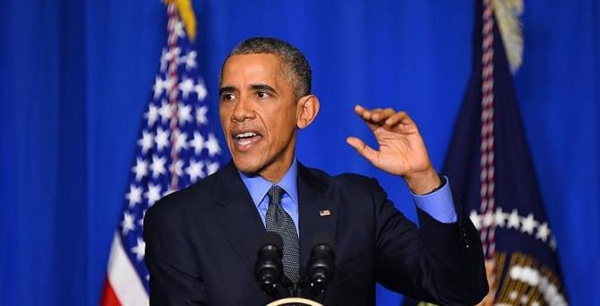 Obama: Saldırı terör bağlantılı olabilir