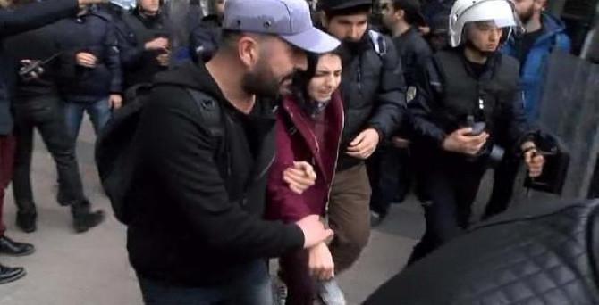 İstanbul Üniversitesi'nde kavga: 47 gözaltı