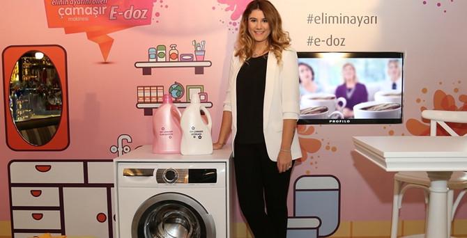 Yeni Profilo E-Doz, su ve deterjan tasarrufu sağlayacak