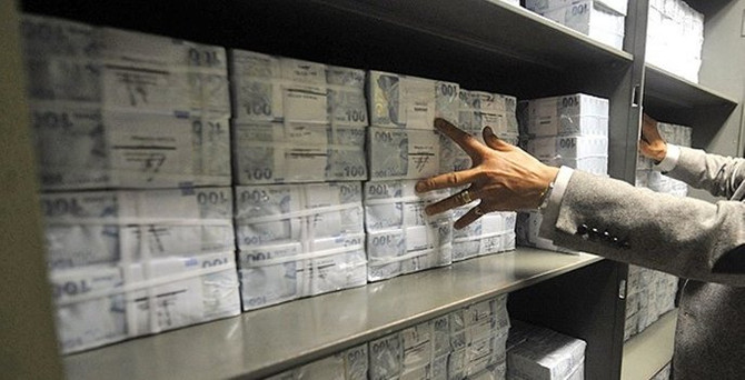 Geçici bütçe Başbakanlık'ta
