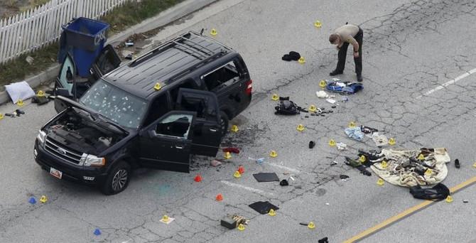 ABD saldırısında IŞİD parmağı