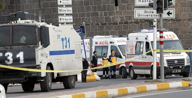 Diyarbakır ve Şırnak'ta hain saldırılar: 3 şehit