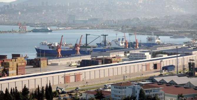 Rus gemiler denetime takıldı