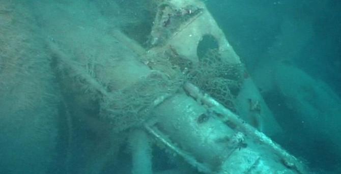 Yıllardır aranan batık 'hazine gemisi' bulundu