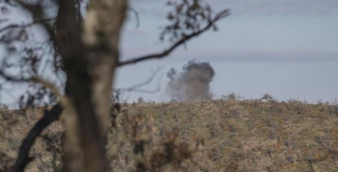 Bayırbucak'ta çatışmalar devam ediyor