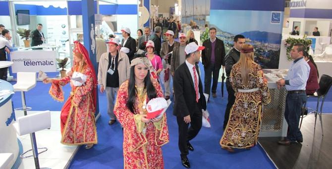 Travel Turkey İzmir'e rekor katılım