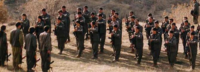 Irak'tan PKK'lılara şok