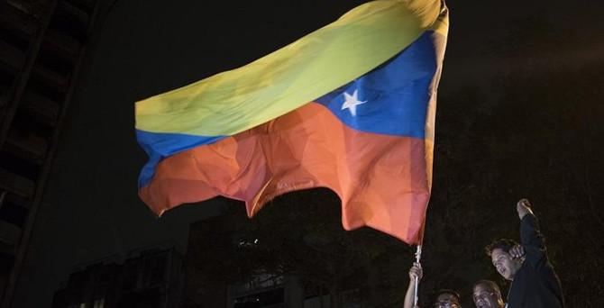 Venezuela'da zafer ana muhalefetin