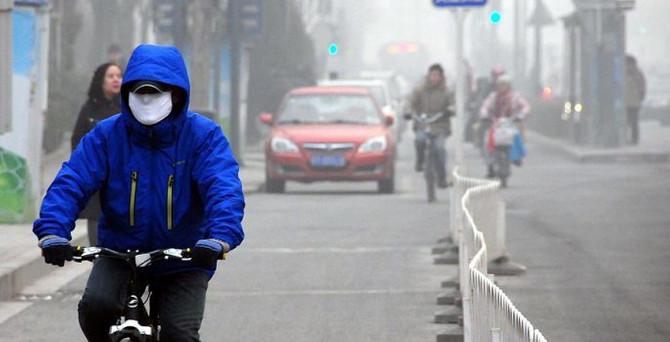 Pekin'de kırmızı alarm