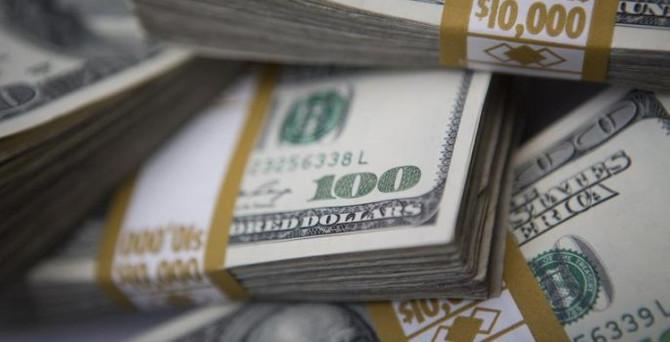 Dolar patlama sonrası yükseldi