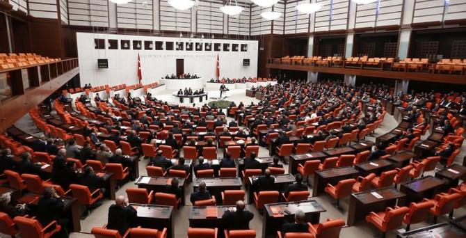 Geçici bütçe Meclis'e sunuldu