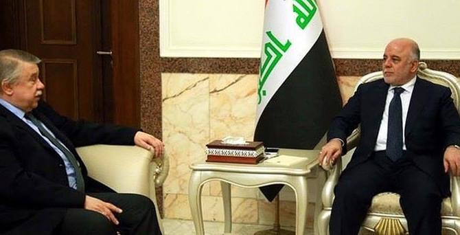 Irak Başbakanı Rusya Büyükelçisi ile görüştü