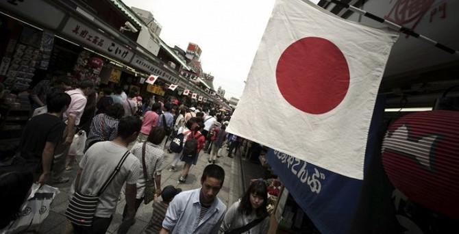 Japonya 3'üncü çeyrekte büyüdü