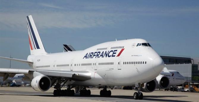 Air France uçağında bomba alarmı