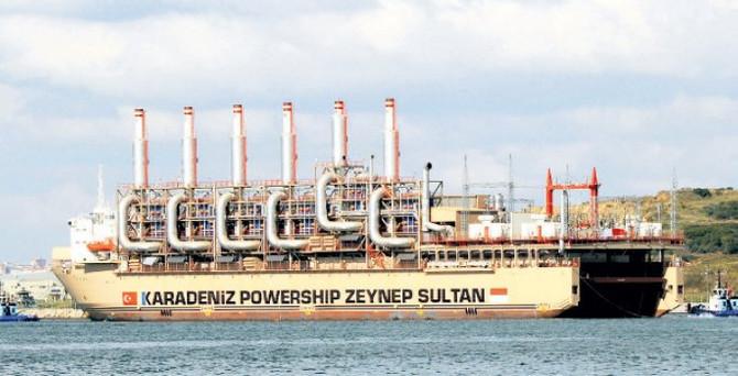 'Zeynep Sultan' gemisi faaliyete başladı