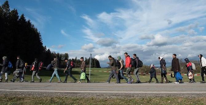 Almanya'da sığınmacı sayısı 1 milyon
