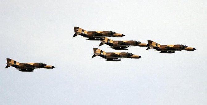 'İran, Irak ve Suriye'ye hava saldırısı düzenleyebilir'