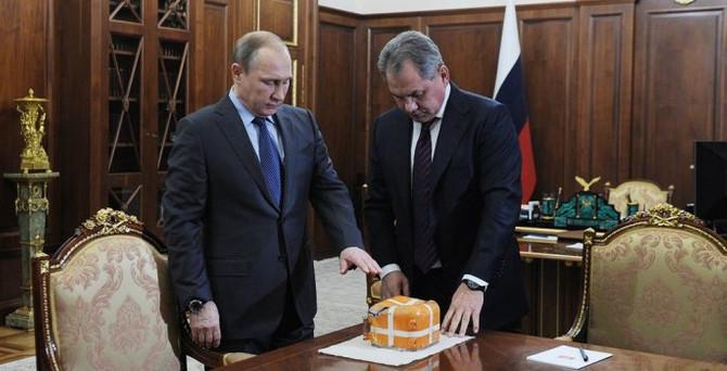Putin: Kara kutu rotayı belirleyecek