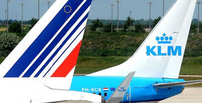 Air France-KLM 50 milyon euroluk zarar yazdı