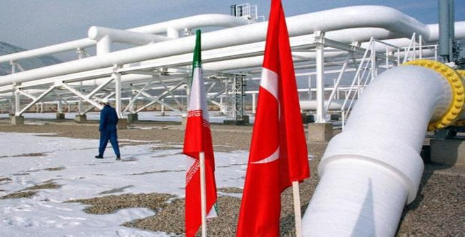 'İran'dan gaz akışı normal'