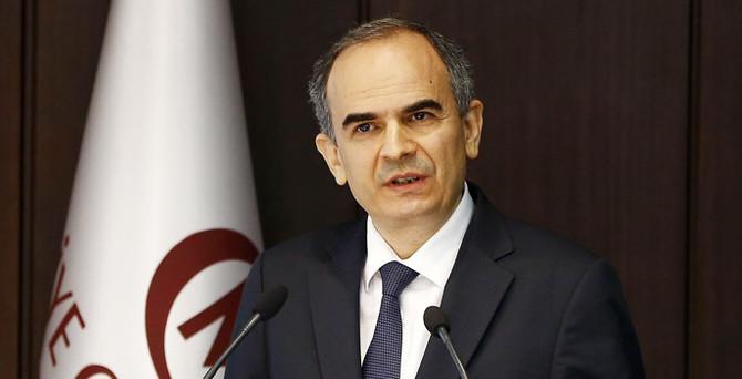 Başçı yılın Merkez Bankası Başkanı seçildi